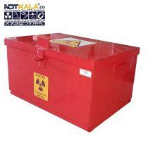 باکس سربی نگهداری دوربین رادیوگرافی 002