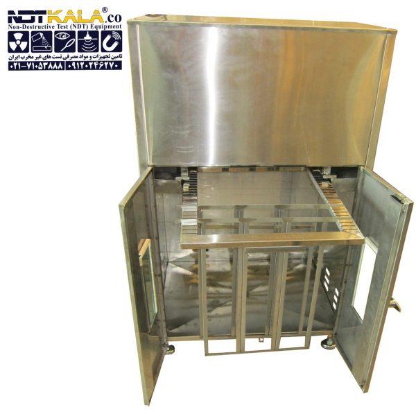 دستگاه اتوماتیک خشک کن فیلم رادیوگرافی صنعتی پزشکی-min