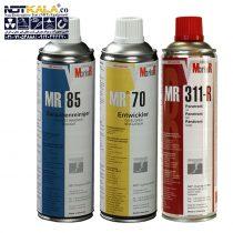 ست اسپری تست مایعات نافذ برند معتبر MR-CHEMIE با حجم 500 میلیلیتر