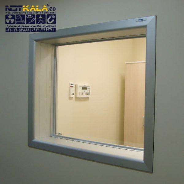 شیشه سربی اتاقک رادیولوژی و رادیوگرافی2-