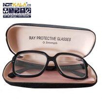 عینک سربی رادیوگرافی صنعتی و رادیولوژی 1-min