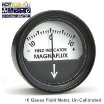 1 گوس متر (Field Indicator) عقربه ای- آنالوگ- گیج اندازه گیری پسماند