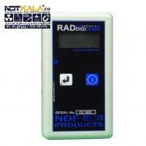 دزیمتر محیطی دیجیتالی رادیومترخرید RAD DIGI 3000CDOSE RATE METER DOSIMETER