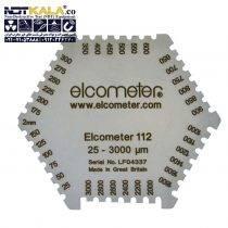 ضخامت سنج رنگ تر Wet Film Comb Gauge Elcometer 112