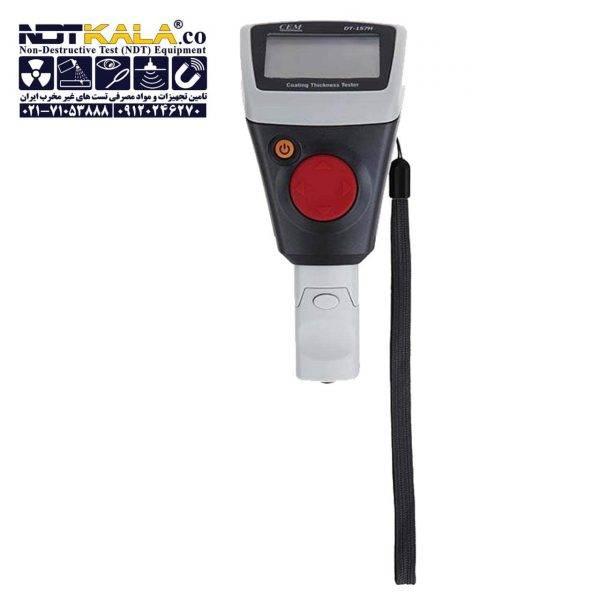 ضخامت سنج رنگ و پوشش کارشناسی خودرو سی ای ام Coating Thickness Gauge CEM DT-157 DT-157H