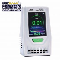 Air Particle Counter Desktop Air Particle Counter DT-968 غبارسنج سی ای ام
