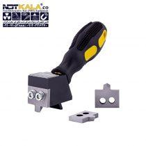 دستگاه خراش انداز کراس کات رنگ پوشش Coating Thickness Knife Tester NOVOTEST TPN-2808