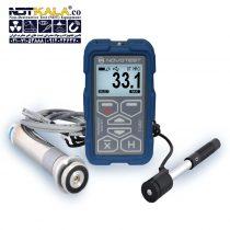 سختی سنج فلزات پرتابل Combined Hardness Tester NOVOTEST T-UD2