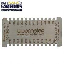 ضخامت سنج رنگ تر Elcometer 3238 Long Edge Wet Film Combs