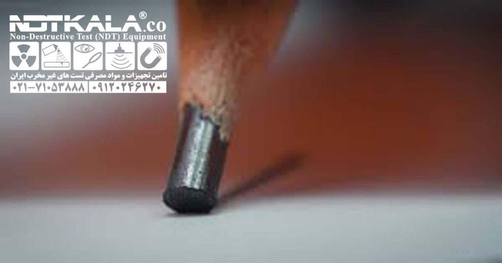 دستگاه تست سختی سنج مدادی رنگ و پوشش الکومتر Elcometer 3080 Pencil Hardness Tester