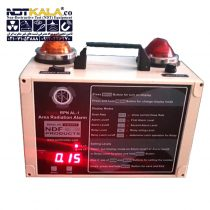 دزیمتر محیطی رادیومتر هشدار دهنده AREA RADIATION ALAMS RPN AL-1