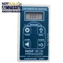 دزیمتر محیطی رادیومتر Contamination Croocks CM1