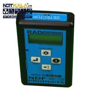 رادیومتر دزیمتر محیطی Rad Digi 3000D