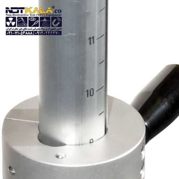 دستگاه تست ضربه رنگ و پوشش الکومتر Variable Impact Tester Elcometer 1615
