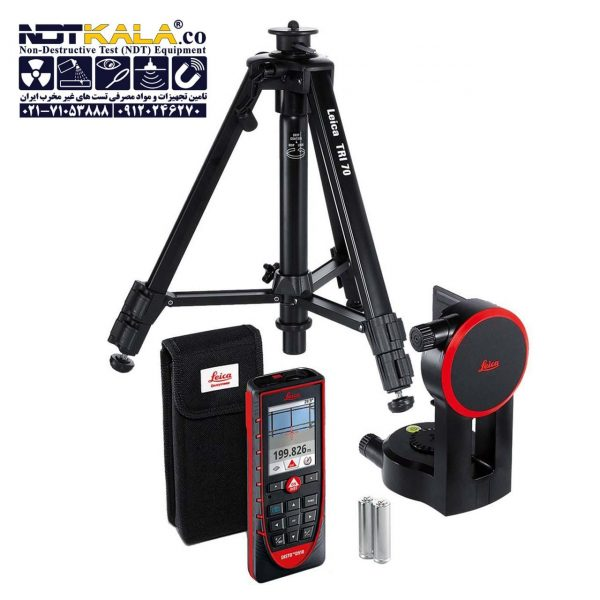 Leica Disto D510 Laser Distance Measurer متر لیزری لایکا